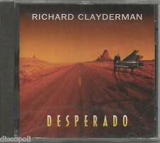 RICHARD CLAYDERMAN - Desperado - CD 1992 SIGILLATO SEALED