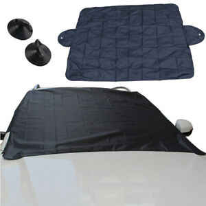 Car Windshield Snow Cover Ice Frost Freeze Sun Shade UV Window Protect For Chevy