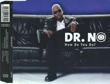 Dr. No – How Do You Do (Eurodance 90's) Rare CD Maxi
