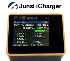 JUNSI iCharger X6 Charger 800W - 6S 30A