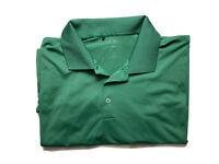 Adidas Mens Puremotion Golf Polo Shirt Size 2XL Green