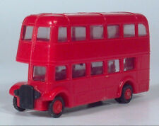 EKO Spain Autobus Dos Pisos Dunlop Tyres Double Decker Deck 1:86 City Bus