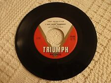 TONY MIDDLETON I JUST WANT SOMEBODY/COUNT YOUR BLESSINGS TRIUMPH 600 M-