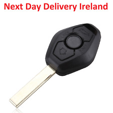 Uncut Replacement Blank Remote Car Key for BMW 3 5 7 Series X3 X5 E53 E46