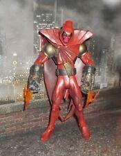 DC UNIVERSE SUPER HEROES BATMAN VILLAIN AZRAEL FIGURE MATTEL S3 SELECT SCULPT