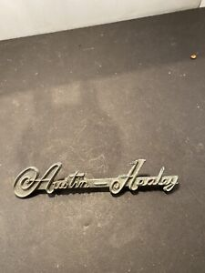 Austin Healey 3000, 100-6 badge