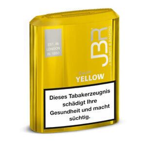 JBR Yellow Snuff 10g Schnupftabak von Pöschl