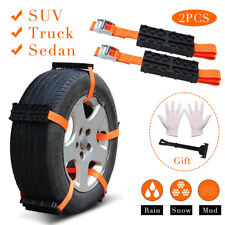 Plastic Snow Mud Sand Traction Device Car Tire Anti-Skid Chain Traction Mat