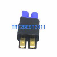 Male TRX Traxxas to Female EC3 Losi Connector Adapter 8ight TEN SCTE