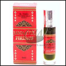 Jannatul Firdaus Itr Attar Ittar Fragrance Perfume Oil Non Alcoholic Roll On 1x