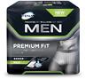 TENA Men Premium Fit Level 4 Protective Underwear - Medium -  Pack of 10