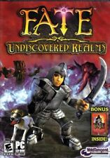Fate: Undiscovered Realms (PLUS original Fate) 2 PC Games FREE US SHIPPING
