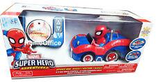 Marvel Spiderman Child Radio RC Remote Control Car Easy Control New