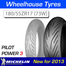 180/55ZR17 (73W) Michelin Pilot Power 3 TL Rear