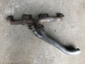 Holden Torana Cast Iron Headers Fit LC LJ EH HD HR 138 149 161 173 179 186 202