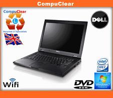 """Dell E5400 portátil, de 14.1"""", Core 2 Duo 2.0Ghz, 3Gb Ram, 160Gb HDD, Win 7 Pro"""