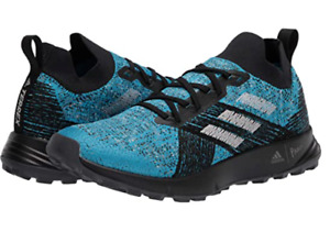Adidas Outdoor Terrex Two Parley Blue Running Shoes Men (Sizes 11~11.5) FU7658