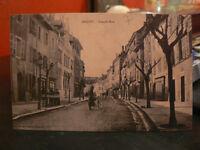 cpa 01 belley grande rue