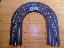 Carrera Digital 132 / 124   'Ideallinie' Kurven   EIN + AUSFAHRT 1/180  'rechts'