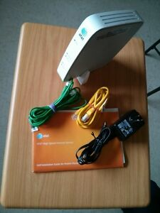 AT&T 2701HG-B by 2WIRE Gateway  DSL Modem & Wireless Router Combo