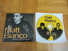 MATT BIANCO River Of Dreams 1997 SPAIN CD single