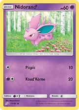 Pokemon - Nidoran? - Reverse - 57/181 - VF Français
