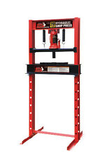 20 Ton Hydraulic Shop Press Workshop Tools TY20009 Tufflift Brand New