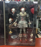 """7"""" NECA IT Ultimate Pennywise Clown Action Figure Movie Doll 2017 New Scale *"""
