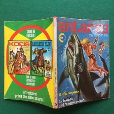 ANTARES COLLANA ALFA n.5 IL DIO KRAKOA Edigamma (1976) ORIGINALE Fumetto