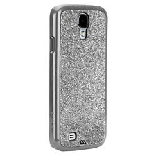 Case-Mate barlume Cover Shield per Samsung Galaxy S4 i9500 i9505-Argento