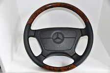 Mercedes-Benz Holzlenkrad Lenkrad Holz Youngtimer W124 C124 SL R129 W463 SL500