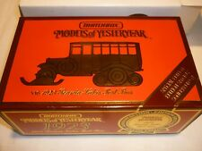 Matchbox models of Yesteryear Y16, 1923 Scania vabis post bus, Boxed