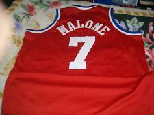 Moses Malone Hardwood Classics Jersey ALL STAR  size 56 SEWN