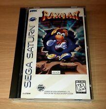 Rayman (NTSC-U Sega Saturn)
