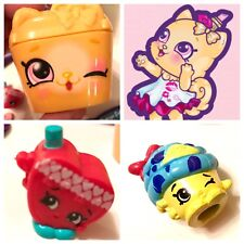 Shopkins Wild Style Pet Pod RARE Kissy Boo Color Change Hidden Hearts Tribe Cat