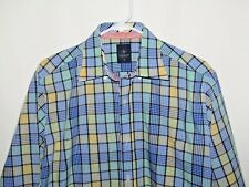 Tailorbyrd Collection Men;s Size M Long Sleeve Button Front Shirt