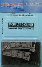 Aires 1/32 A-7E Corsair II Bay electrónica para Trumpeter KIT # 2058
