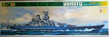 OTAKI [=ARII] IJN BATTLESHIP YAMATO 1/250  SOME ASSEMBLY
