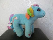 My little pony G3 Rainbow Dash plush (2) nanco
