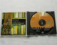 KERLL organ works-SCHMELZER Sonatae/EDOUARD(violin)-EICHELBERGER FRENCH CD K617
