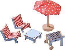 Articles de mobilier pour jardin de maison de poupées miniature ...