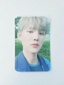 "K-POP CIX Mini Album ""Chapter 1, Hello Stranger"" Official SeungHoon Photocard"