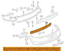 MITSUBISHI OEM 06-12 Eclipse Rear Bumper-Cushion MR987728