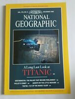 National Geographic December 1986 Titanic - Westminster Palace