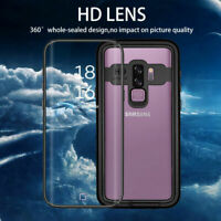 Case For Samsung Galaxy S9 Plus Waterproof Shockproof Full Cover Underwater New