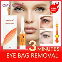 Lifting 3 minutes Eyebags Removal Anti-Wrinkle Eye Cream Remove Dark Circles 5ML