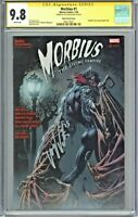 Morbius #1 CGC 9.8 SS Kyle Hotz Variant Cover Edition Signed Vita Ayala LGY#42
