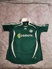 Maglia Panathinaikos Athlītikos Omilos calcio 2007 adidas