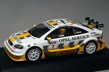 Scalextric C2297 Opel V8 Opel Service Manuel Reuter  1/32 boxed