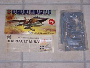 AIRFIX 1/72ème DASSAULT MIRAGE F.1C